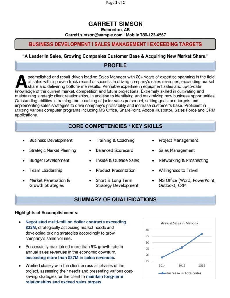 Edmonton-Resume-Services-Samples-1
