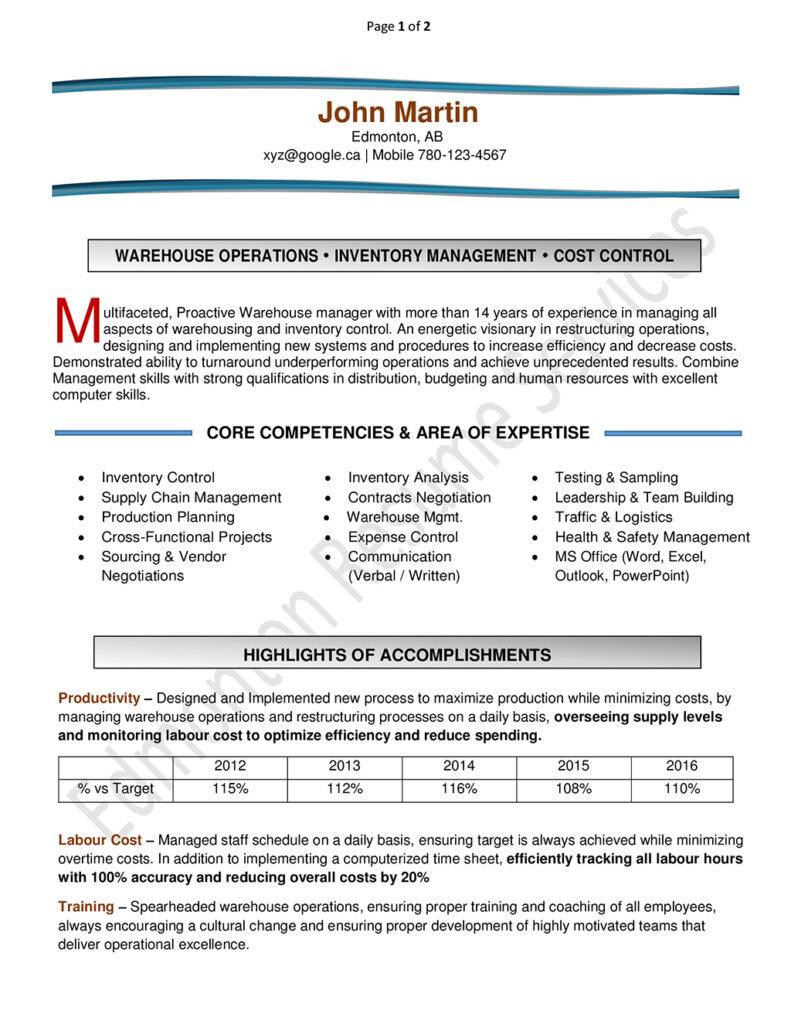 Edmonton-Resume-Services-Samples-4